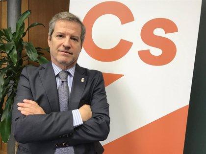 Daniel Pérez Calvo, nuevo coordinador autonómico de Cs Aragón