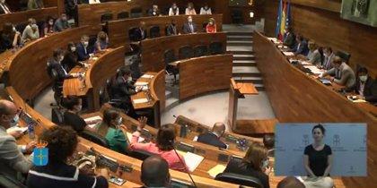 Los grupos parlamentarios, incapaces de llegar a un acuerdo sobre el uso del asturiano tras dos horas y media de reunión
