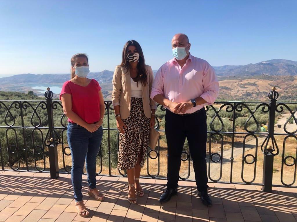 La Junta financia con 36.000 euros la creación de un nuevo sendero en Periana (Málaga) 3