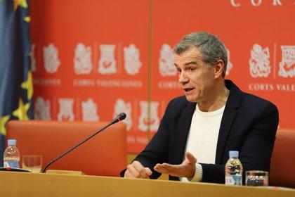 Toni Cantó, nuevo coordinador de Cs en la Comunitat Valenciana