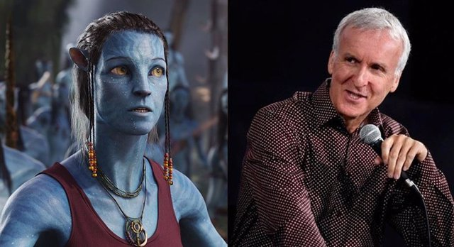 Avatar y James Cameron
