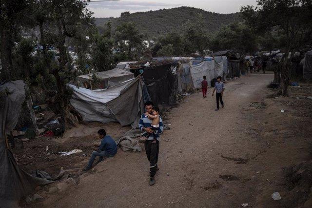 Europa.- La Policía griega acusa a 35 trabajadores de ONG de tráfico de personas
