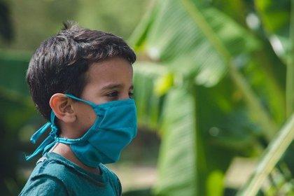 El TSJCV deniega la suspensión cautelar de la norma que obliga a los niños a llevar mascarilla en los colegios