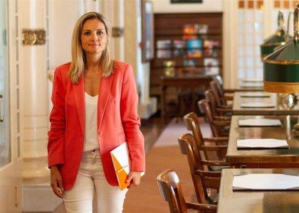 Patricia Guasp, nombrada nueva coordinadora y portavoz del Comité Autonómico de Cs Baleares
