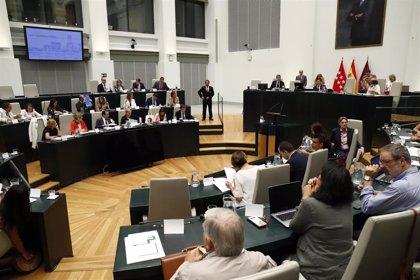 El primer Pleno de Cibeles tras el verano declarará servicios esenciales a Samur, Policía, Madrid Salud y Bomberos