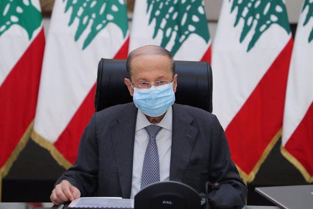 Líbano.- Aoun lamenta la falta de acuerdo para formar gobierno y recalca su resp