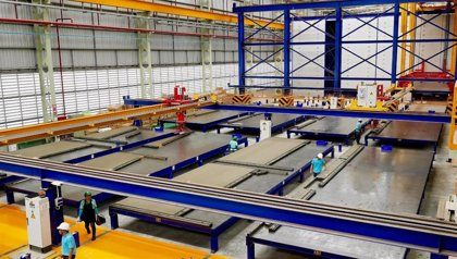 Grupo Avintia plantea en Rebuild 2020 sus innovaciones en industrialización y digitalización