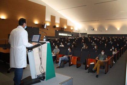 Un total de 86 Especialistas Internos Residentes se incorporan al Hospital Clínico San Cecilio de Granada
