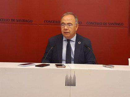 """El alcalde de Santiago pide a la Xunta que las fiestas en pisos conlleven multas """"más efectivas"""", de hasta """"1.200 euros"""""""