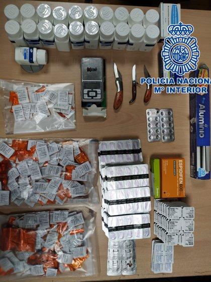 Detenido en Vigo el dueño de un local donde se encontraron 1.500 pastillas, clientes sin mascarilla y algunos con armas