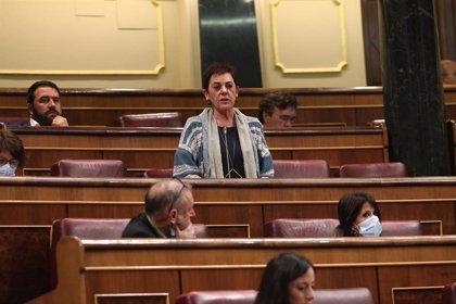 Debate en el Congreso sobre la derogación de la reforma laboral, reclamada por Bildu