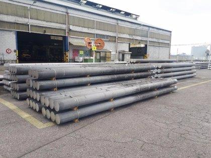 Alu Ibérica afirma que avanza en la reparación de los hornos de A Coruña y Avilés para aumentar la producción