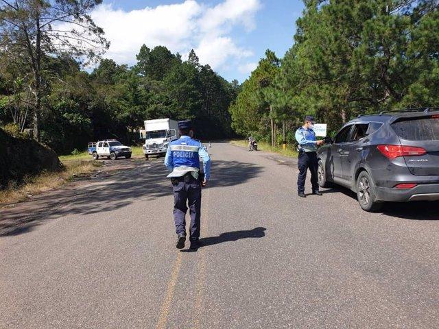 Honduras.- Asesinado un periodista mientras transmitía en directo en Honduras