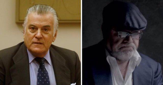 L'extresorer del PPLuis Bárcenas i l'excomisario de la Policia José Manuel Villarejo