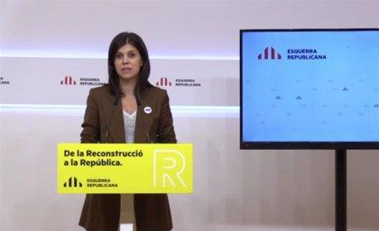 """ERC se conjura para pilotar un """"interinaje"""" en Catalunya tras la inhabilitación de Torra"""