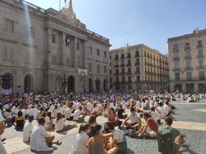 Metges de Catalunya cifra en un 90% el seguimiento de la huelga de los MIR