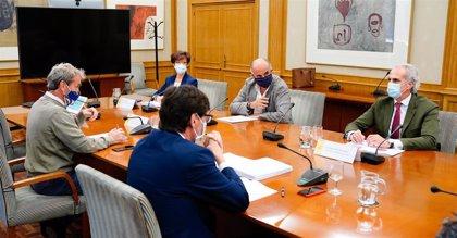 Termina sin acuerdo la reunión entre Illa y Escudero sobre las medidas para frenar la pandemia