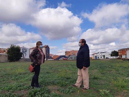 La Bañeza adquiere 9.000 m2 de terrenos para el nuevo cuartel de la Guardia Civil