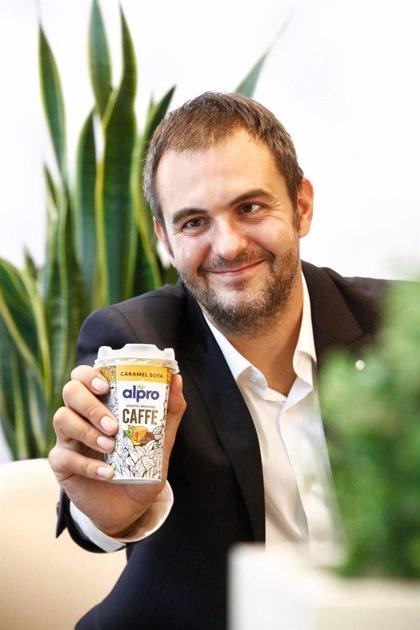 Danone Iberia nombra a Roberto del Barrio director de Alpro