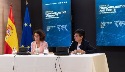 España impulsa la justicia económica y los derechos de las mujeres en el 25º aniversario de la Plataforma de Beijing