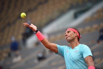 Nadal firma un estreno plácido en Roland Garros