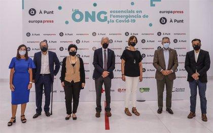 """Cáritas, Cruz Roja y la Coordinadora Valenciana de ONGD piden abandonar """"la crispación"""" y trabajar """"unidos"""""""