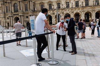 Francia confirma más de 4.000 casos y más de 80 fallecidos por coronavirus durante el último día