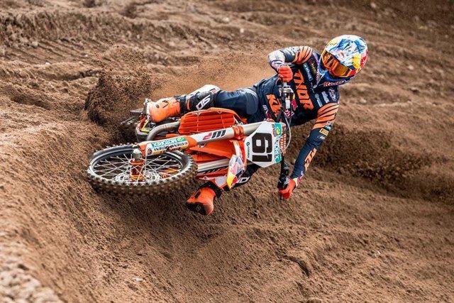 Motocross.- El Gran Premio de España de motocross del próximo mes de octubre en