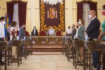 Melilla aprueba por unanimidad la Comisión Especial Covid-19 con duros reproches entre Gobierno y oposición