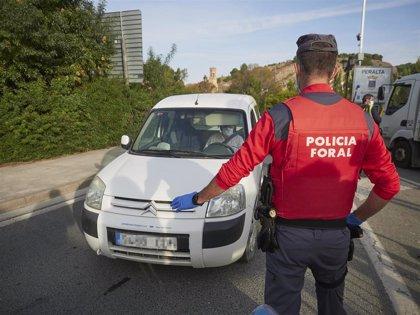 Navarra aplicará medidas restrictivas extraordinarias para contener los contagios en Falces y Funes