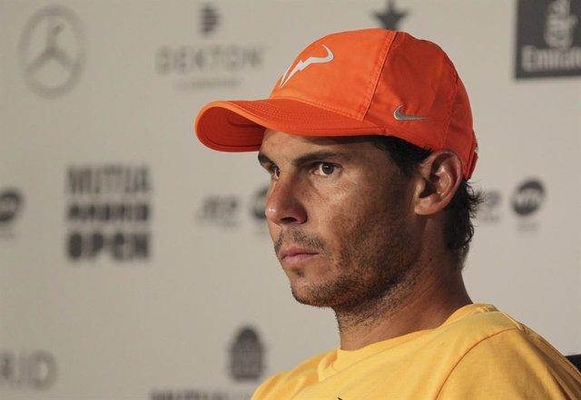 """Tenis/Roland Garros.- Rafa Nadal: """"Primero hay que adaptarse al cien por cien a"""