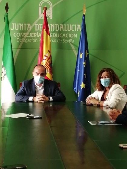 Dimite el delegado de Educación de Sevilla a los pocos días de tomar posesión al estar procesado por estafa