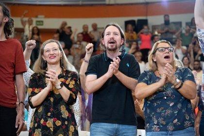La diputada Meri Pita aspira a liderar Podemos Canarias para volver a dar protagonismo a la militancia
