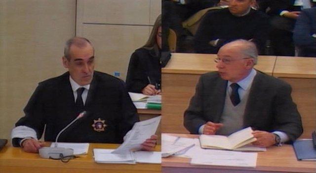 La Audiencia Nacional absuelve a Rato y al resto de acusados por la salida a Bol