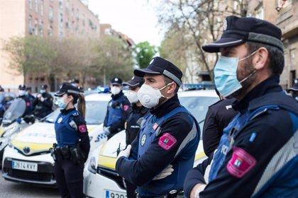 La Policía Municipal de Madrid ha puesto 13.000 sanciones por no llevar mascarilla en los últimos dos meses