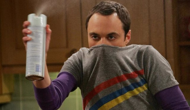 Así reaccionaría Sheldon a la pandemia de coronavirus