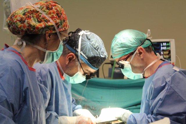 Cirujano del Sescam