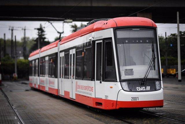 Tranvía 'Flexity' de Bombardier