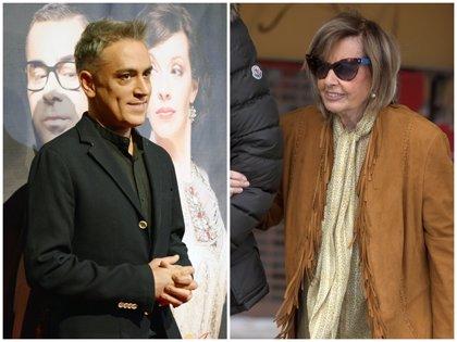 María Teresa Campos come con uno de los colaboradores más críticos con su familia, Kiko Hernández