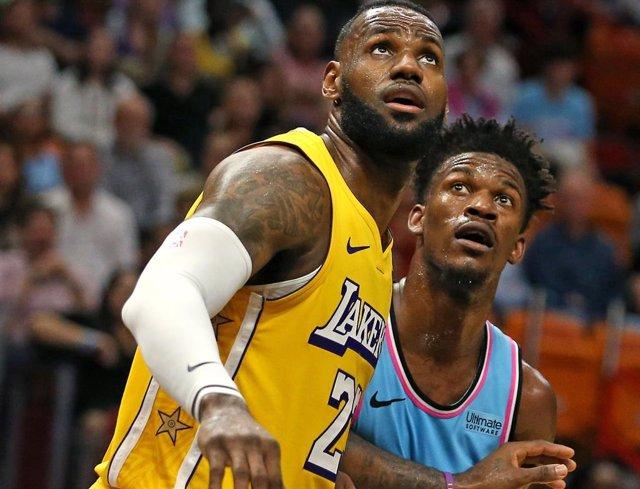 Baloncesto/NBA.- (Previa) LeBron vuelve al asalto del anillo ante los sorprenden