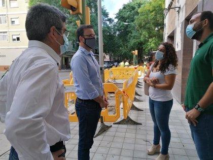 Palma invierte 267.000 euros en la renovación de aceras y alcorques en Son Gotleu
