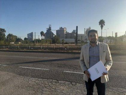Adelante pide que el Parlamento muestre su oposición a la incineradora de residuos de Alcalá de Guadaíra (Sevilla)
