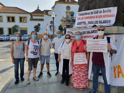 """CCOO critica la """"precarización"""" del servicio de ayuda a domicilio de Dos Hermanas (Sevilla) y pide que se municipalice"""