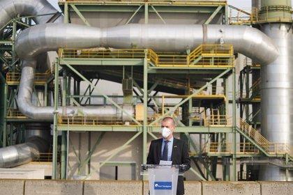 El Port de Tarragona desmantela una fábrica de cemento dentro de su Plan de sostenibilidad