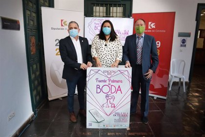 Fuente Palmera (Córdoba) celebrará su XIII feria de la boda con 33 expositores y combinará formato presencial y  virtual