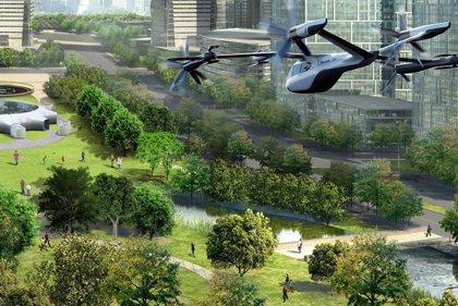 Hyundai acelerará el desarrollo de la movilidad aérea urbana, que será una realidad en 2028