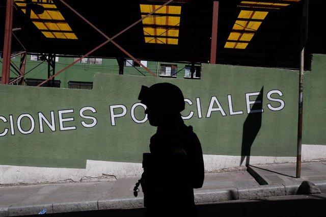 """Bolivia.- La Policía de Bolivia encuentra cinco fosas comunes con una cantidad """""""