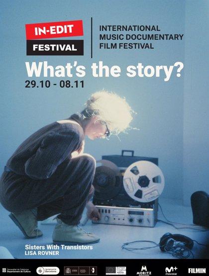"""El Festival In-Edit proyectará cerca de 50 documentales musicales en una edición """"100% on-line"""""""