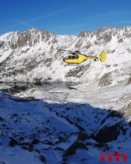 Buscan a dos jóvenes desaparecidos en el Parque Nacional de Aigüestortes (Lleida)