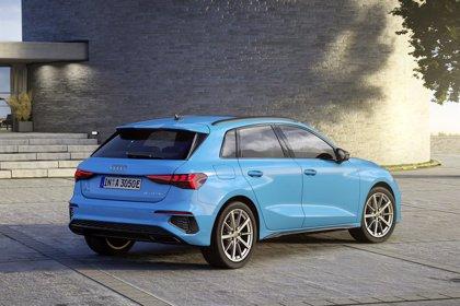 Audi lanza el nuevo A3 Sportback híbrido enchufable, con hasta 65 kilómetros de autonomía eléctrica